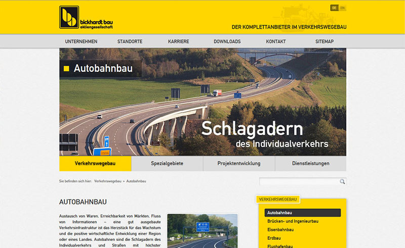 Bickhart Bau Website 6